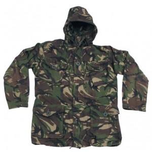 Куртка Великобритания, DPM, WINDPROOF, как новая