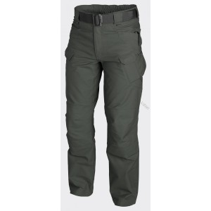 URBAN TACTICAL PANTS® - Брюки - PolyCotton Ripstop, Jungle Green.