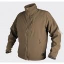 Тактическая куртка Helikon DELTA, Shark Skin, Coyote.