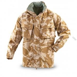 Куртка мембранная Desert DPM, б/у