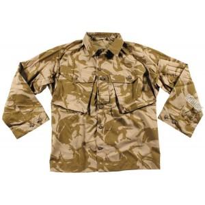 Блуза, Великобритания, COMBAT FR, Desert DPM. Новая