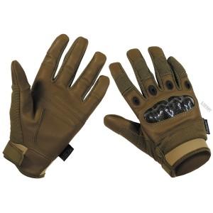"""Тактические перчатки, """"Mission"""", coyote tan"""