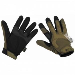"Тактические перчатки, ""Stake"", coyote tan"