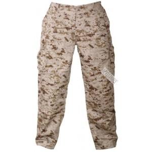 Брюки USMC MARPAT DESERT FIELD PANTS, б/у.
