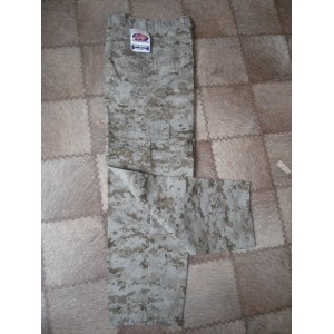 Детские брюки MARPAT DESERT, новые.