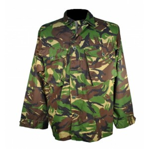 Блуза JACKET DPM COMBAT, lightweight  Б/У