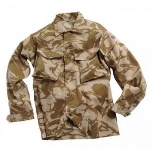Блуза COMBAT TROPICAL DPM Desert Б/У