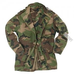 Куртка М97, армия Словакии, как НОВАЯ