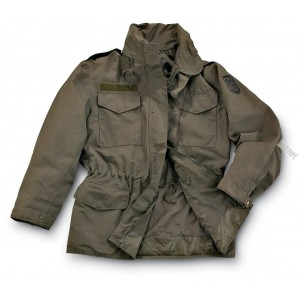 Куртка армии Австрии, М65, gore-tex, б/у