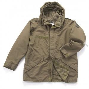Куртка армии Австрии, gen.II, gore-tex, б/у