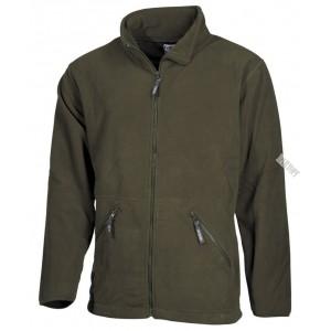 "Флисовая куртка, ""Arber"", олива, MFH."