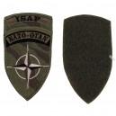 """Патч - """"ISAF"""", NATO-OTAN, новый"""