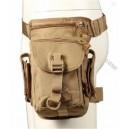 Функциональная набедренная сумка, Coyote, новая