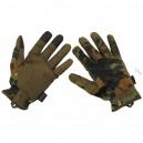 """Перчатки Fingerhandschuhe, flecktarn, """"Lightweight"""""""