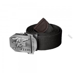 Поясной ремень Helikon-Tex NAVY Seal's. Черный.