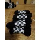 Шнурки черные для берцев, новые