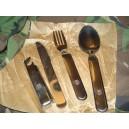 Набор столовых приборов, армия Венгрии, новый