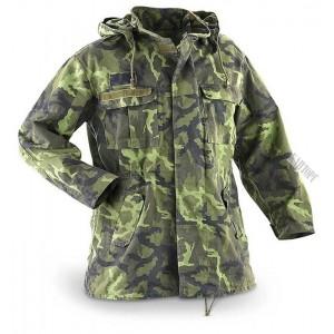Куртка М95, армия Чехии, НОВАЯ ( как новая )
