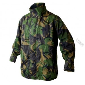 Куртка мембранная Woodland DPM, MVP б/у, 2 сорт