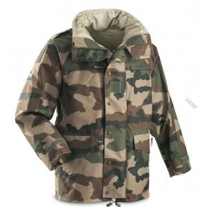 Куртка армии Франции, gore-tex, НОВАЯ