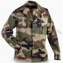 Куртка полевая армии Франции F2, CCE Camo.