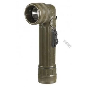 Сигнальный армейский фонарь. Франция, оригинал.