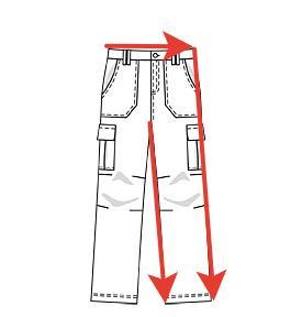 размеры брюк