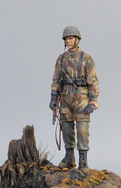 Солдат второй мировой